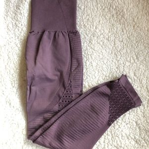 Pants - 🍑 NEW! Purple Energy Seamless Leggings Medium